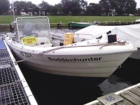 Mietboot Boddenhunter